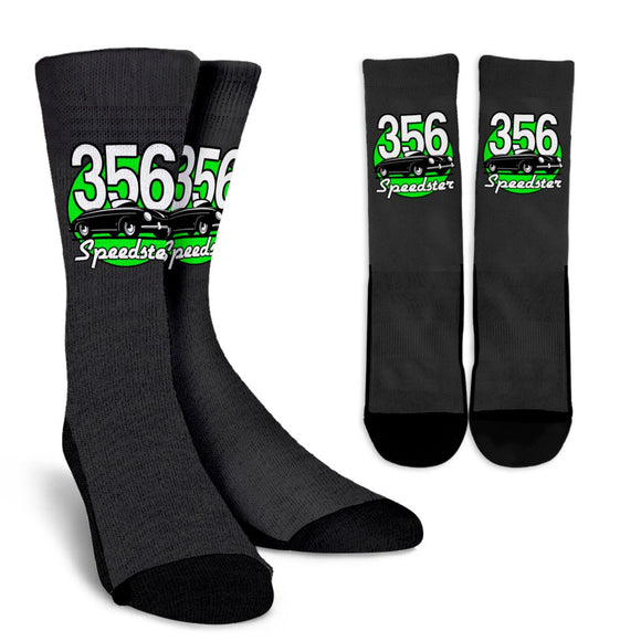356 Speedster Porsche Socks