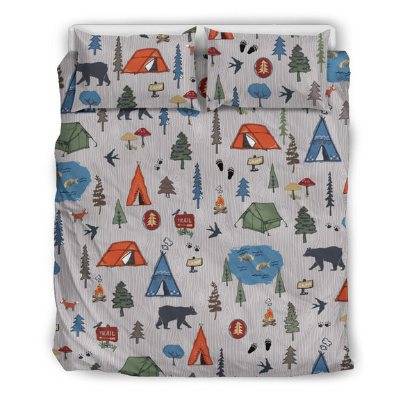 New Camping Bedding set