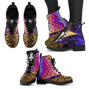 Pineal Gland - Women's Leather Boots