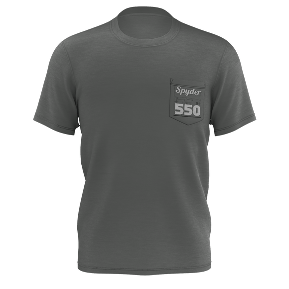 Spyder 550 Jersey Pocket T