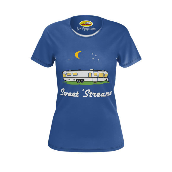 Sweet 'Streams Women's Tee