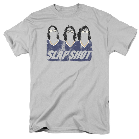 Slap Shot - Brothers Short Sleeve Adult 18/1