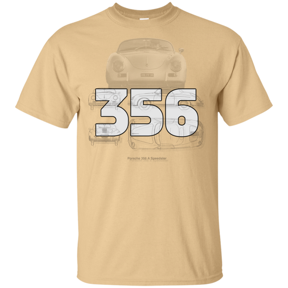 Classic 356 speedster G200 Gildan Ultra Cotton T-Shirt