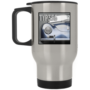Typ 356 blue XP8400S Silver Stainless Travel Mug