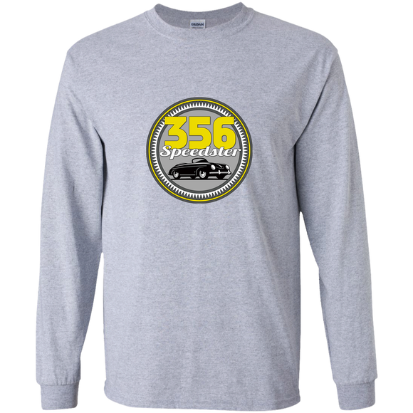356 speedster badge G240 Gildan LS Ultra Cotton T-Shirt