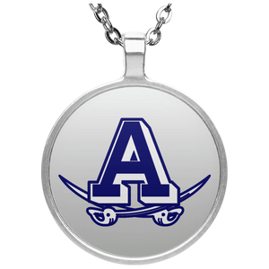 atlee swords UN4686 Circle Necklace