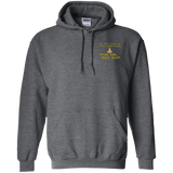 Workless camp more G185 Gildan Pullover Hoodie 8 oz.