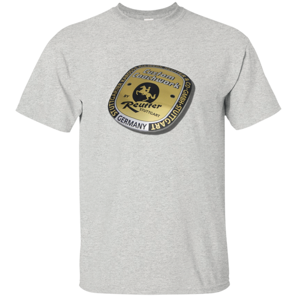 Reutter Badge G200 Gildan Ultra Cotton T-Shirt