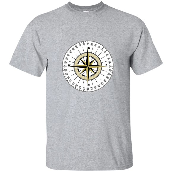Compass G200 Gildan Ultra Cotton T-Shirt
