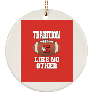Rover Tradition SUBORNC Ceramic Circle Ornament