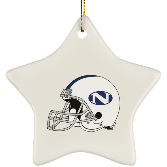 N helmet SUBORNS Ceramic Star Ornament