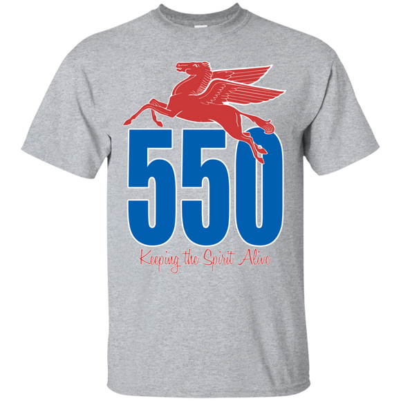 Pegasus 550 G200 Gildan Ultra Cotton T-Shirt
