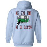 Dog gone time G185 Gildan Pullover Hoodie 8 oz.