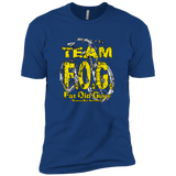 TEAM FOG Next Level Premium Short Sleeve Tee