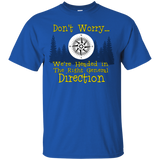 Right Direction Custom Ultra Cotton T-Shirt