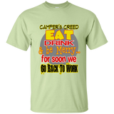 Camper's Creed Ultra Cotton T-Shirt