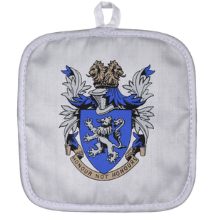 Atlee coat of arms SUBHP Pot Holder