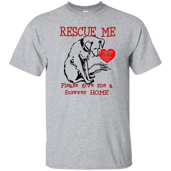 Rescue me G200 Gildan Ultra Cotton T-Shirt