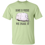 WHERE WE PARK IT G200 Gildan Ultra Cotton T-Shirt