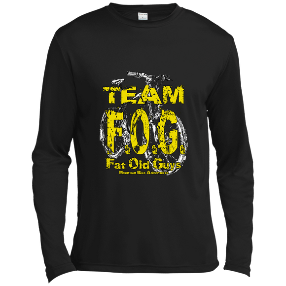 TEAM FOG Long Sleeve Moisture Absorbing Shirt