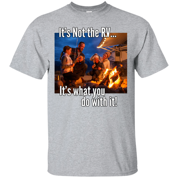 What you do with it G200 Gildan Ultra Cotton T-Shirt