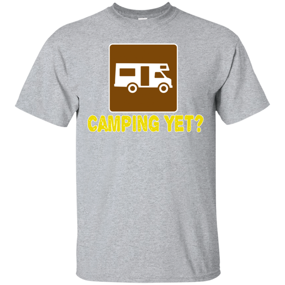 Rv camping yet G200 Gildan Ultra Cotton T-Shirt