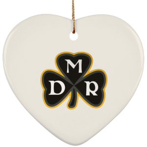 dmr SUBORNH Ceramic Heart Ornament