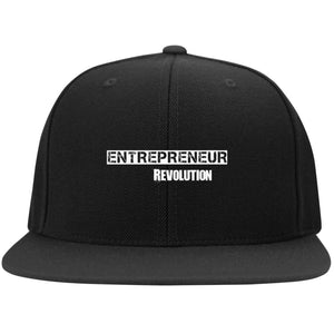 Entrepreneur Revolution STC19 Sport-Tek Flat Bill High-Profile Snapback Hat