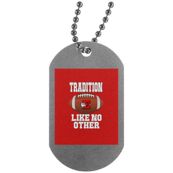 Rover Tradition UN4004 Silver Dog Tag