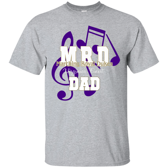 Mrd purple notes dad G200 Gildan Ultra Cotton T-Shirt