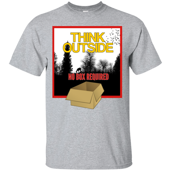 THINK OUTSIDE G200 Gildan Ultra Cotton T-Shirt