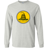 GADSDEN CIRCLE LS Ultra Cotton Tshirt