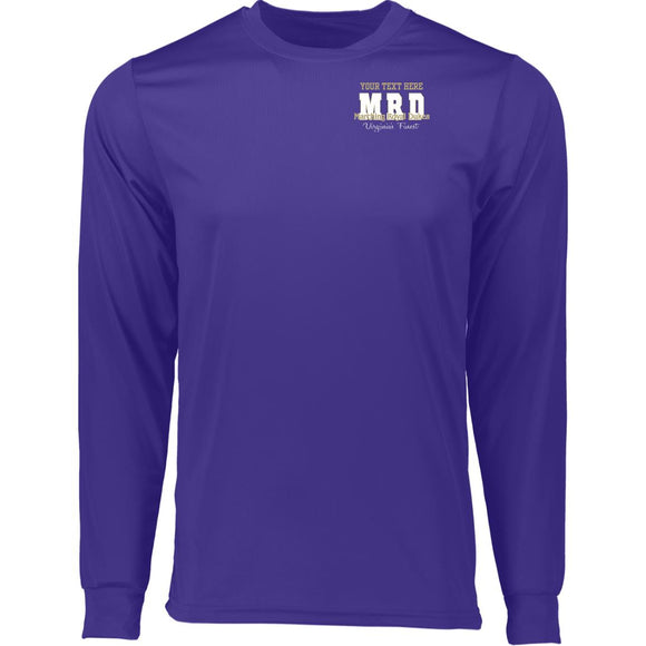 Mrd simple special 788 Augusta LS Wicking T-Shirt
