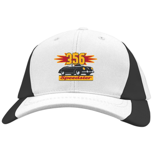Speedster 356 v3 STC11 Sport-Tek Mid-Profile Colorblock Hat