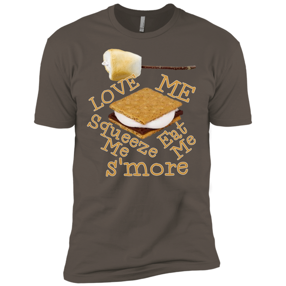 S'more Next Level Premium Short Sleeve Tee