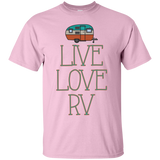 Live Love Ultra Cotton T-Shirt