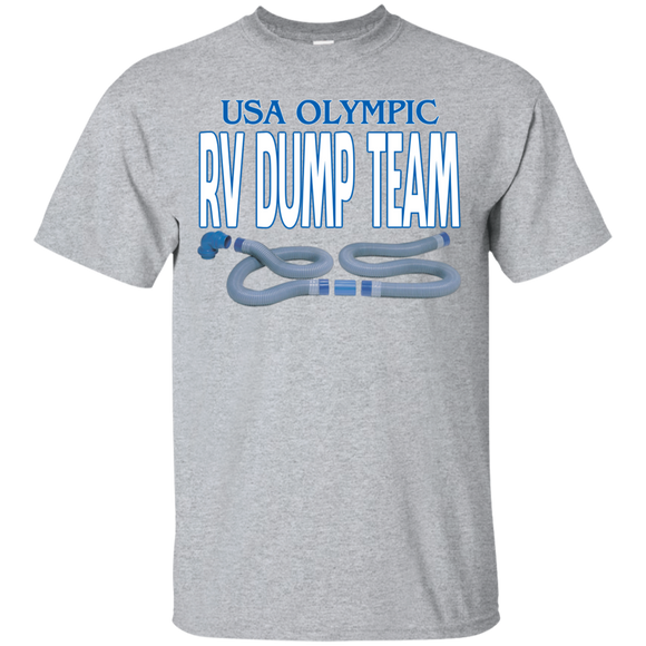 Olympic Dump Team Custom Ultra Cotton T-Shirt