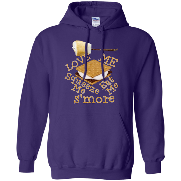 S'more Pullover Hoodie 8 oz