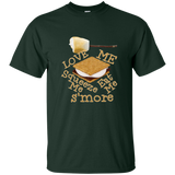 S'more Custom Ultra Cotton T-Shirt
