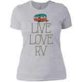 Live Love Next Level Ladies' Boyfriend Tee