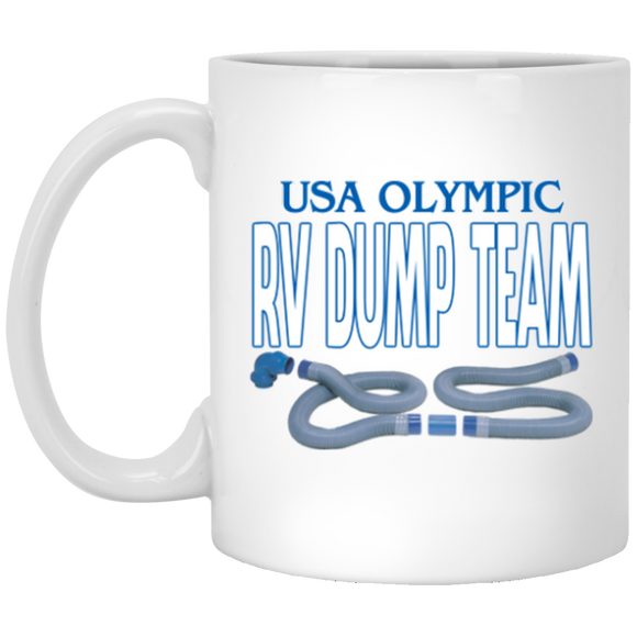 Olympic Dump Team 11 oz. Mug