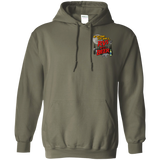 RVs with Beer 2500x3000 G185 Gildan Pullover Hoodie 8 oz.