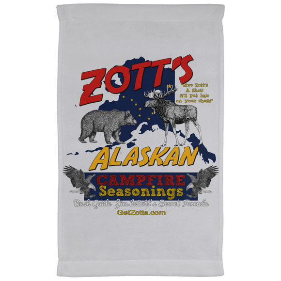 Zotts Kitchen Towel - 11 x 18 Inch