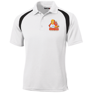 Drunkos Logo T476 Sport-Tek Moisture-Wicking Tag-Free Golf Shirt