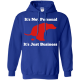 Just Business G185 Gildan Pullover Hoodie 8 oz.