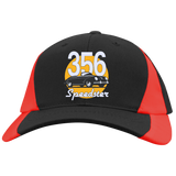 Speedster meatball STC11 Sport-Tek Mid-Profile Colorblock Hat