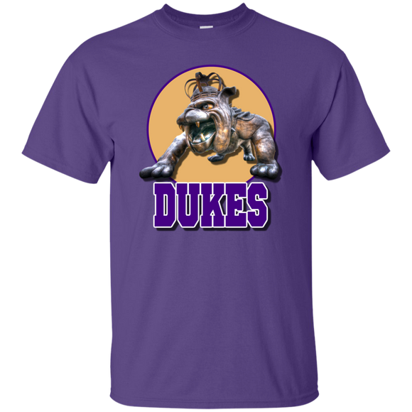Duke Dog Statue G200 Gildan Ultra Cotton T-Shirt