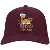 S'more Personalized Twill Cap