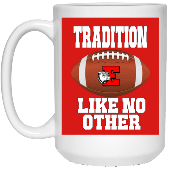 Easton Red Rover Tradition 15 oz. White Mug