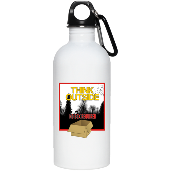 Think Outside 20 oz Stainless Steel Water Bottle